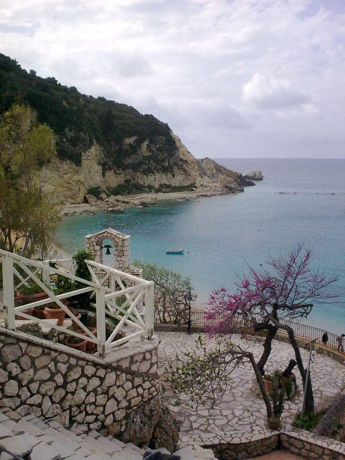 Agios Nikitas church | Lefkada, Greece travel