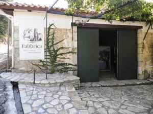 The Olive museum at Syvros The old olive oil factory, built in the early 1800