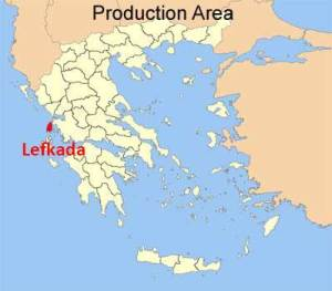 Lentils from Eglouvi -Lefkada