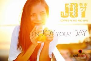 Enjoy at Joy Coffee Bar