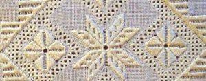 Karya Lefkada Karsaniko handcraft