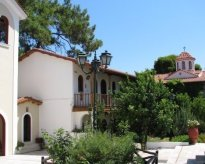 Faneromeni Monastery, Lefkada, The Kiosk