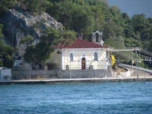 Nidri, The Church of Agia Kyriaki