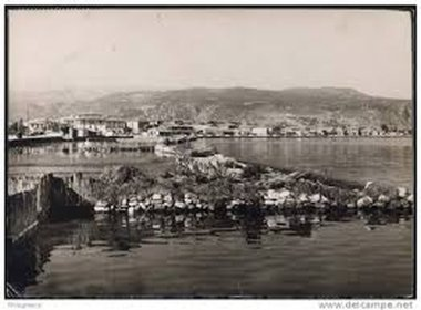 Lefkada island through photos from the past ....