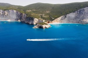 Porto Katsiki in Lefkada, Greece