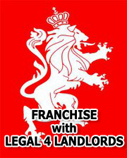 Become a Legal 4 Landlords Franchise