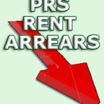 Rent arrears fall again in 2012