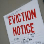 Eviction numbers increase as tenants struggle with finances