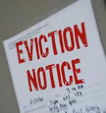 12% Rise in Tenant Evictions over last 3 years
