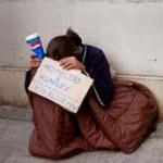 Homelessness is a real threat for young families in the UK