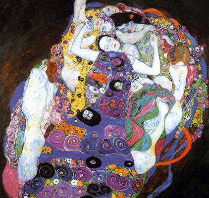 Gustav Klimt - Les Vierges