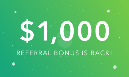 (NEW) HUGE $1000 Referral Bonus From Acorns – An Investing App