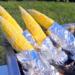 Fire-Roasted Sweet Corn: Fleeting Taste of Summer