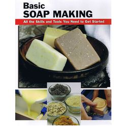This and other soapmaking books available at Lehmans.com and Lehman's in Kidron, Ohio.