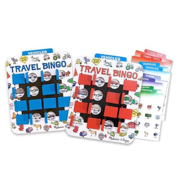 Bingo Travel Game