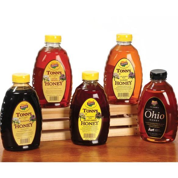 Tonn's Pure Honey