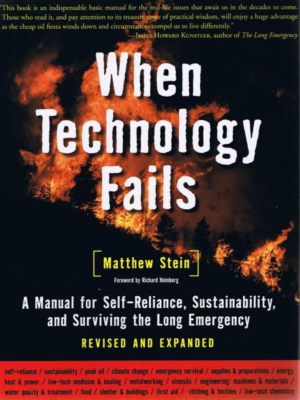 When Technology Fails Book