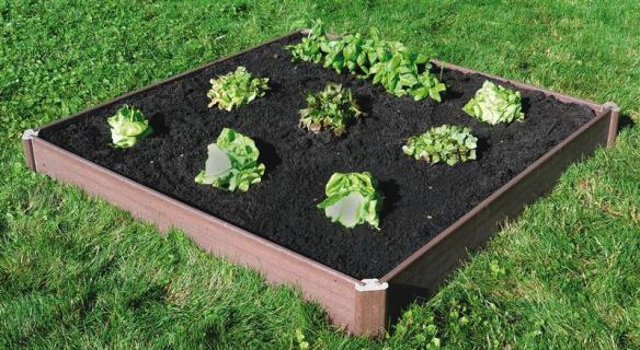 The Raised Bed Gardening Set makes it so easy to plant and harvest. We love it.