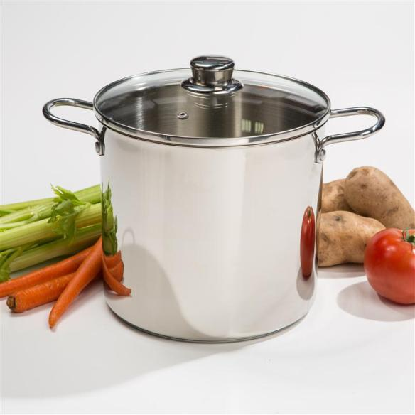 Stainless Steel Stockpot