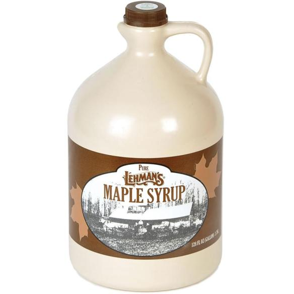 Want pure, delicious syrup but don't have the time to make your own? We've made it for you.