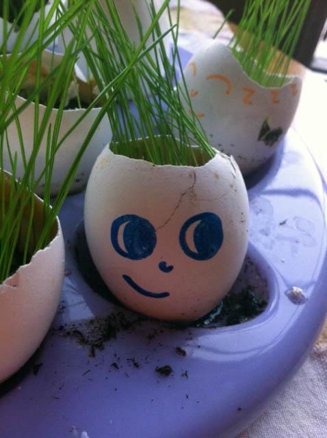 egg person