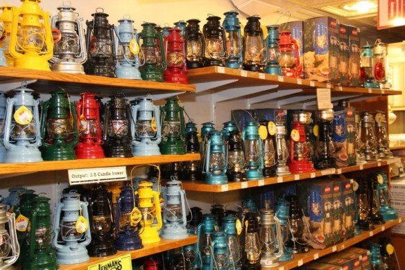 Find a wide selection of lanterns, oil lamps, wicks, fuel and other supplies at Lehmans.com and our store in Kidron. We're the non-electric lighting experts.