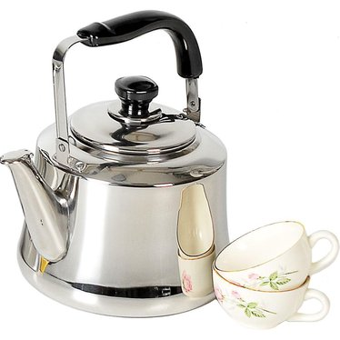 stainless steel spout kettles