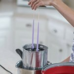 How To Make Hand-Dipped Candles