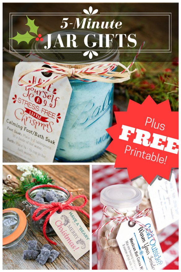 Jar Gifts