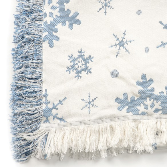 snowflake-throw