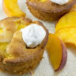 Recipe of the Week: Peach Cobbler Cupcakes