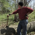 'A Place To Go When You're Cold': Why Heat With Wood