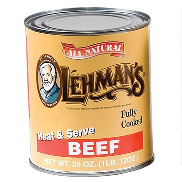 lehman's canned beef