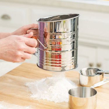bromwell flour sifter