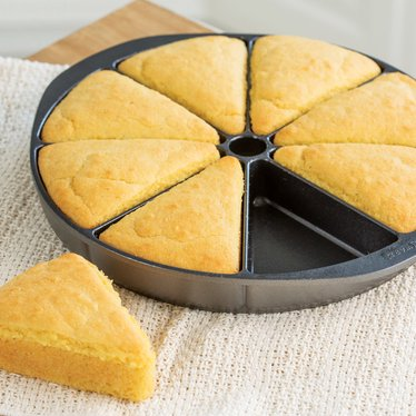 cornbread and scone pan