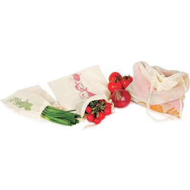 ecobags for produce and bulk