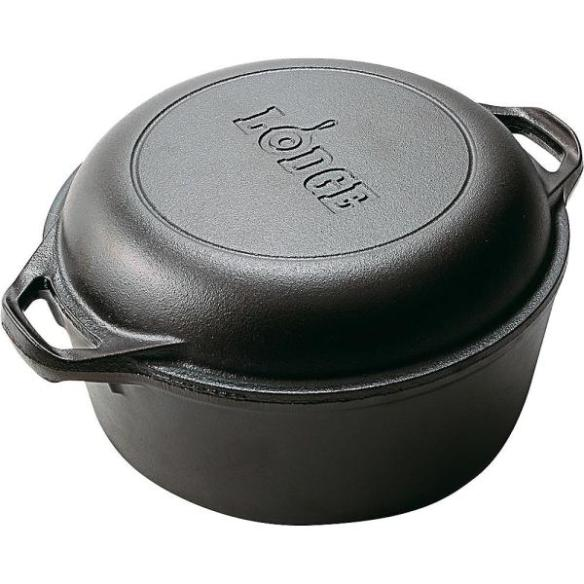 Lodge Double Dutch Ovens