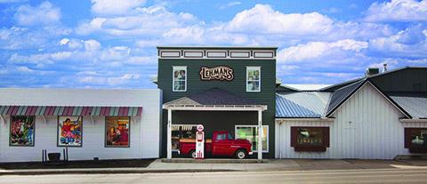 Lehman's in Kidron, Ohio