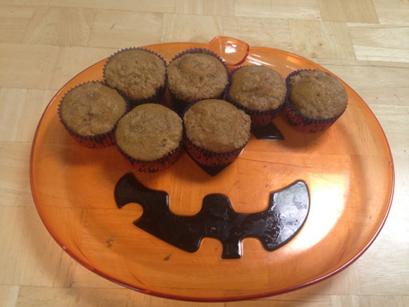 Shelley's Pumpkin Muffin Tray