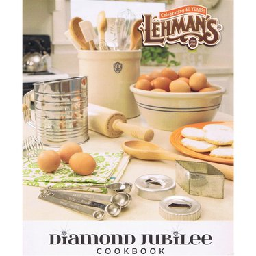 lehmans diamond jubilee cookbook