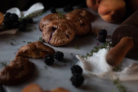 Blackberry Hand Pie