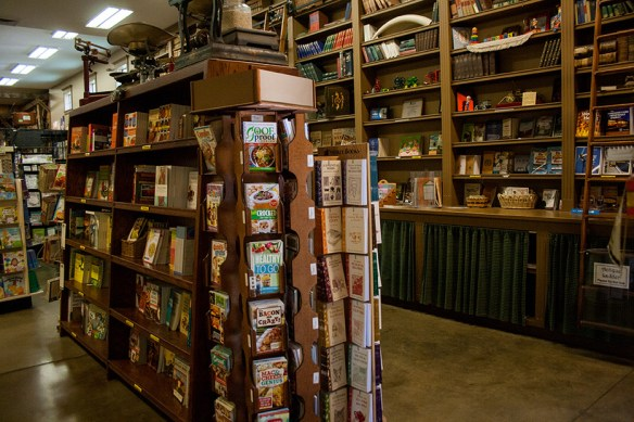 book department