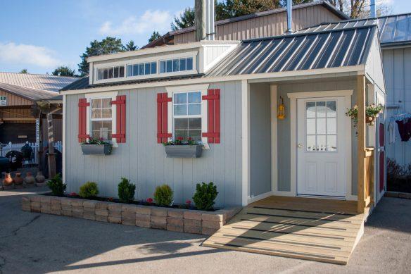 Lehman's Tiny House