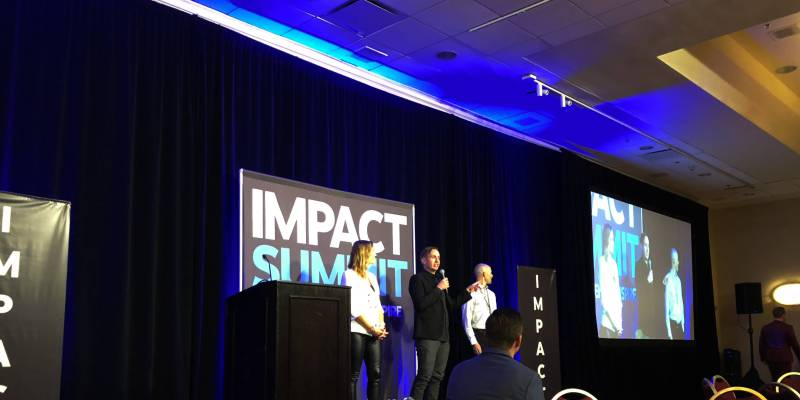 Why I Went To The Impact Summit, And Why You Should Go Next Year