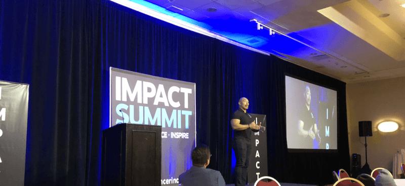 impact summit speakers