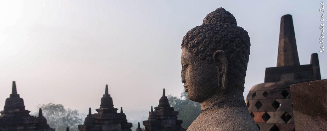 Prambanan et Borobudur