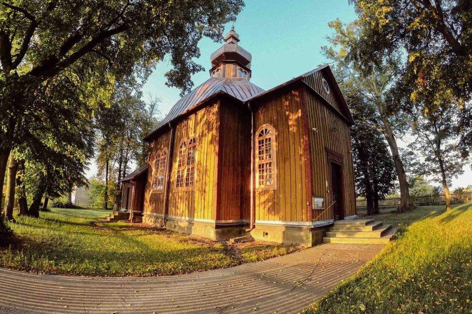Stary Bubel kościół