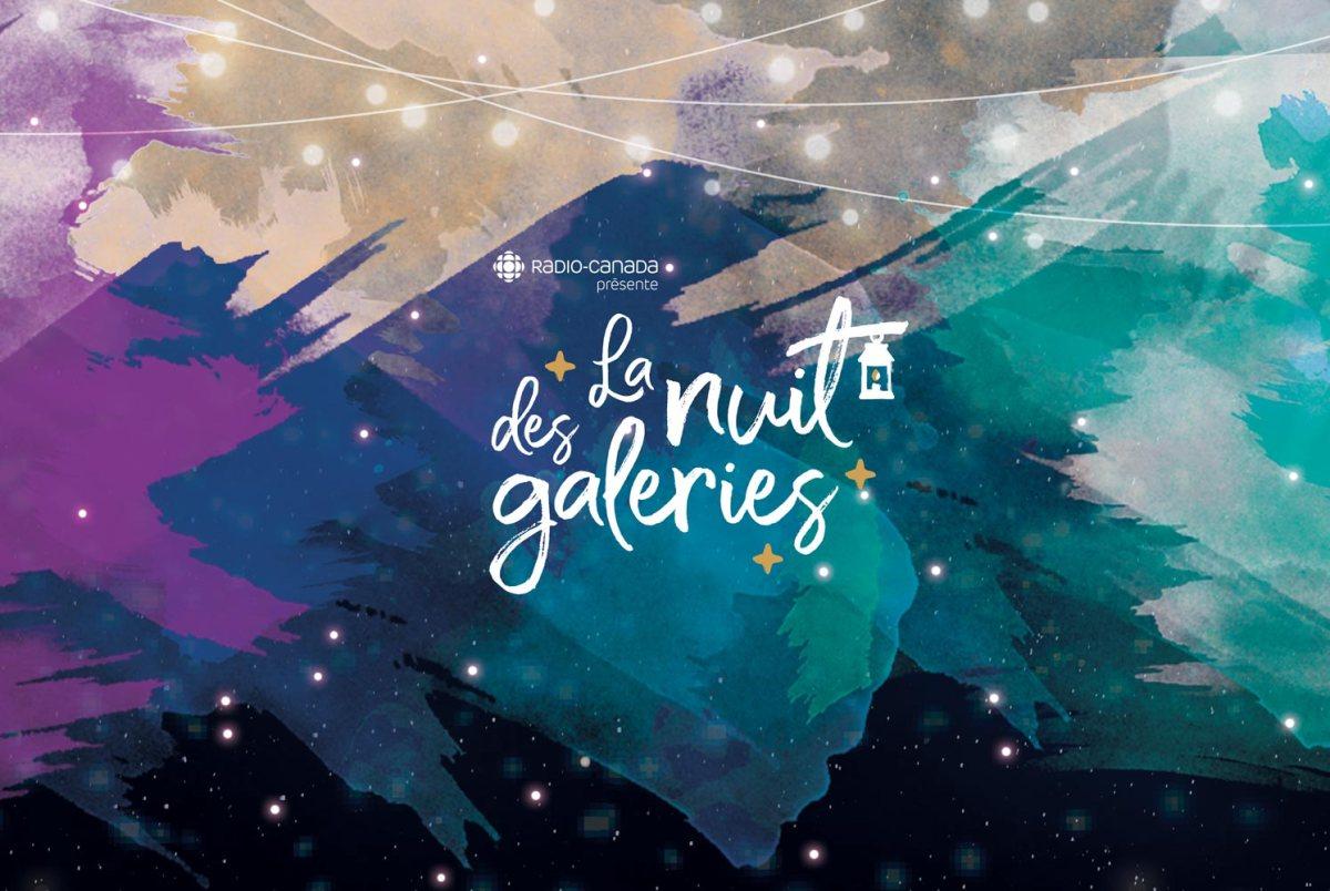 La nuit des galeries