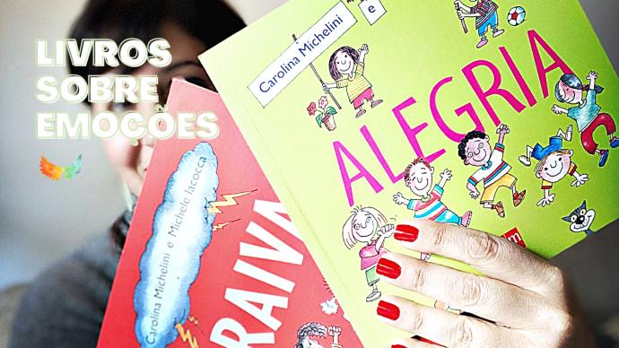 livros sobre emoções