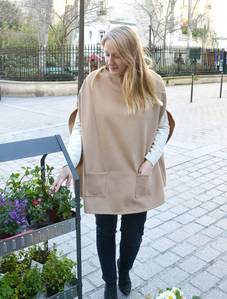 diy cape caban tutoriel